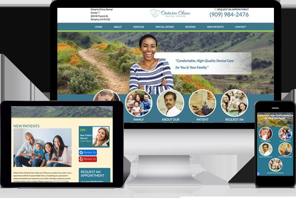 mobile friendly doctor websites