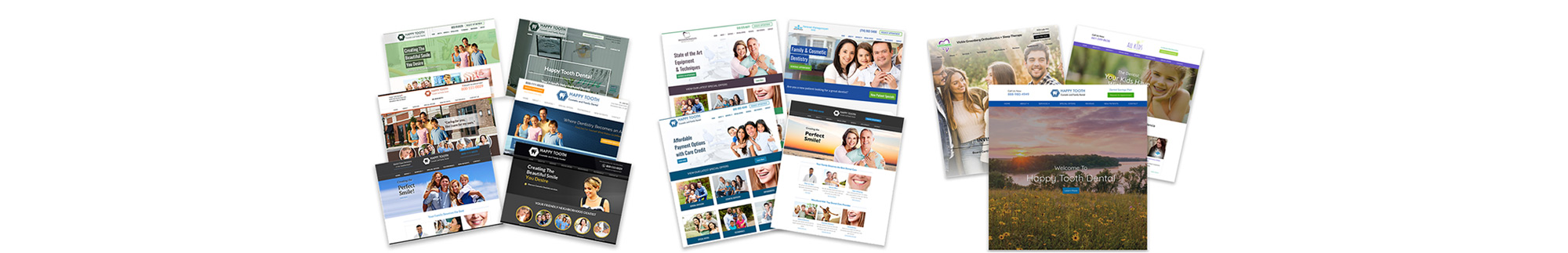 dental and medical web services