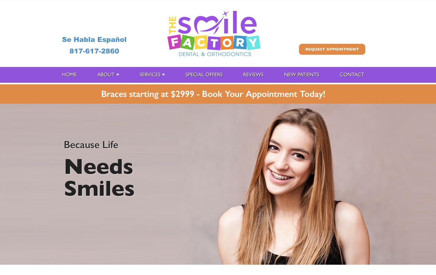 Best Dental Websites
